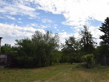 Pohled na pozemek - Prodej pozemku 1119 m², Vochov