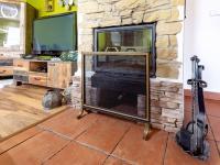 : krb v obývací části - Prodej domu v osobním vlastnictví 245 m², Žinkovy