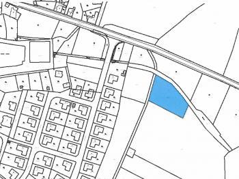 Prodej pozemku 2888 m², Plzeň