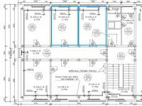 Pronájem kancelářských prostor 40 m², Domažlice