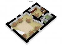 :přízemí - Prodej domu v osobním vlastnictví 500 m², Horšice