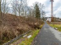 : přístupová cesta asfaltová z hl. silnice - Prodej domu v osobním vlastnictví 500 m², Horšice
