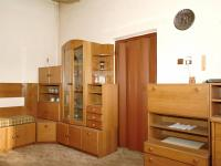 Obývací pokoj přízemí - Prodej domu v osobním vlastnictví 320 m², Manětín