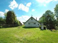 Pohled ze zahrady na domek - Prodej domu v osobním vlastnictví 82 m², Zádub-Závišín