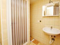 Koupelna garzonka - Prodej domu v osobním vlastnictví 82 m², Zádub-Závišín