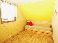 Pokoj v podkroví 2 - Prodej domu v osobním vlastnictví 82 m², Zádub-Závišín