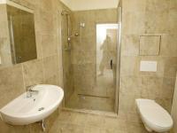 Koupelna s WC - Pronájem bytu 2+kk v osobním vlastnictví 45 m², Plzeň