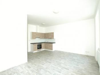 Pokoj s kuch. koutem - Pronájem bytu 2+kk v osobním vlastnictví 45 m², Plzeň
