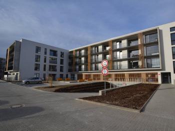 Pronájem bytu 1+kk v osobním vlastnictví 28 m², Plzeň