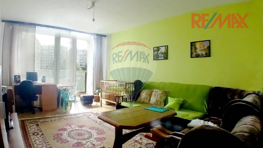 Prodej bytu 3+1 s lodžií (77 m2), Praha 5 - Stodůlky