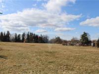 Pohled na pozemek ze  - Prodej pozemku 11557 m², Rapšach