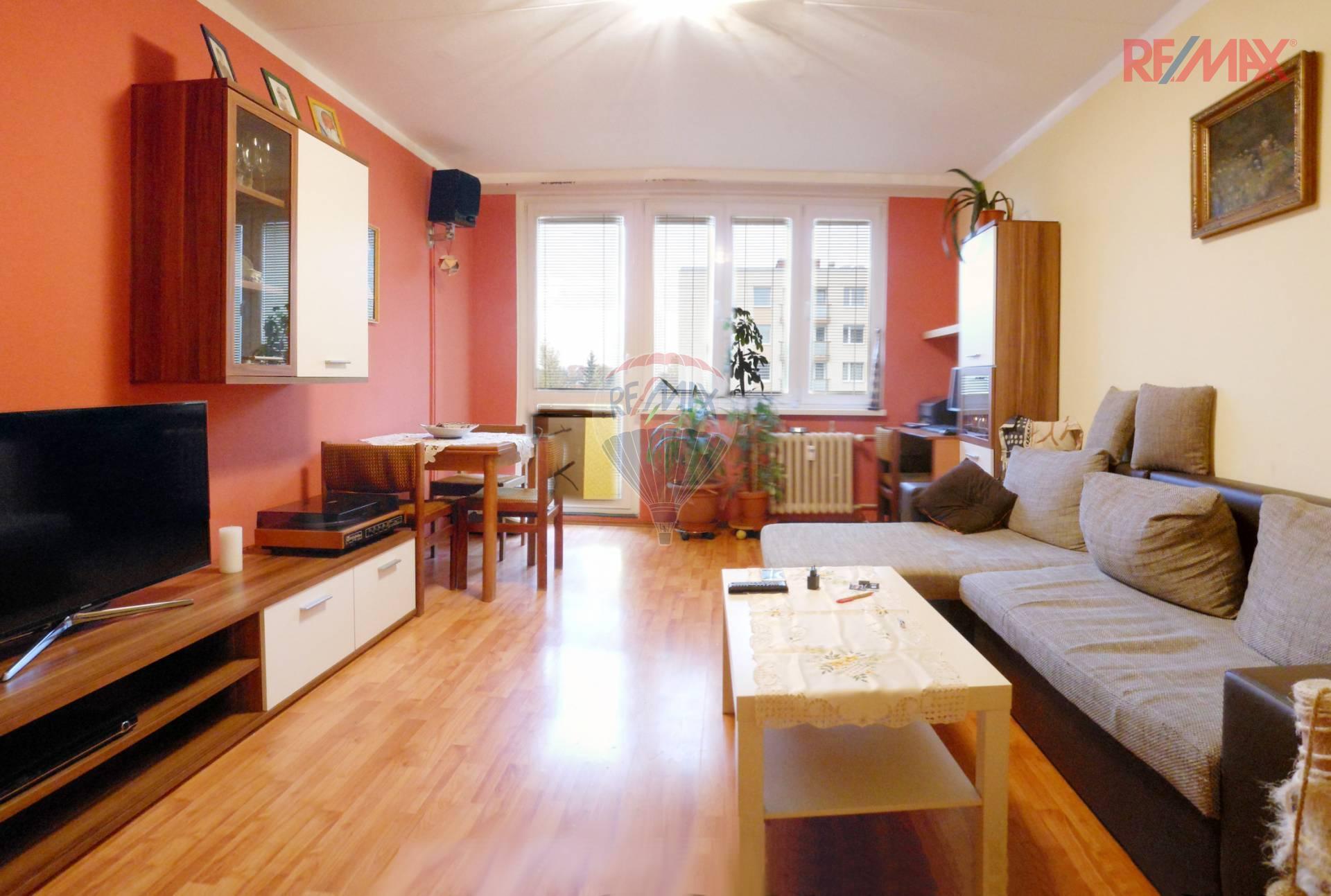 Prodej bytu 3+1 s lodžií (79 m2) Voskovcova