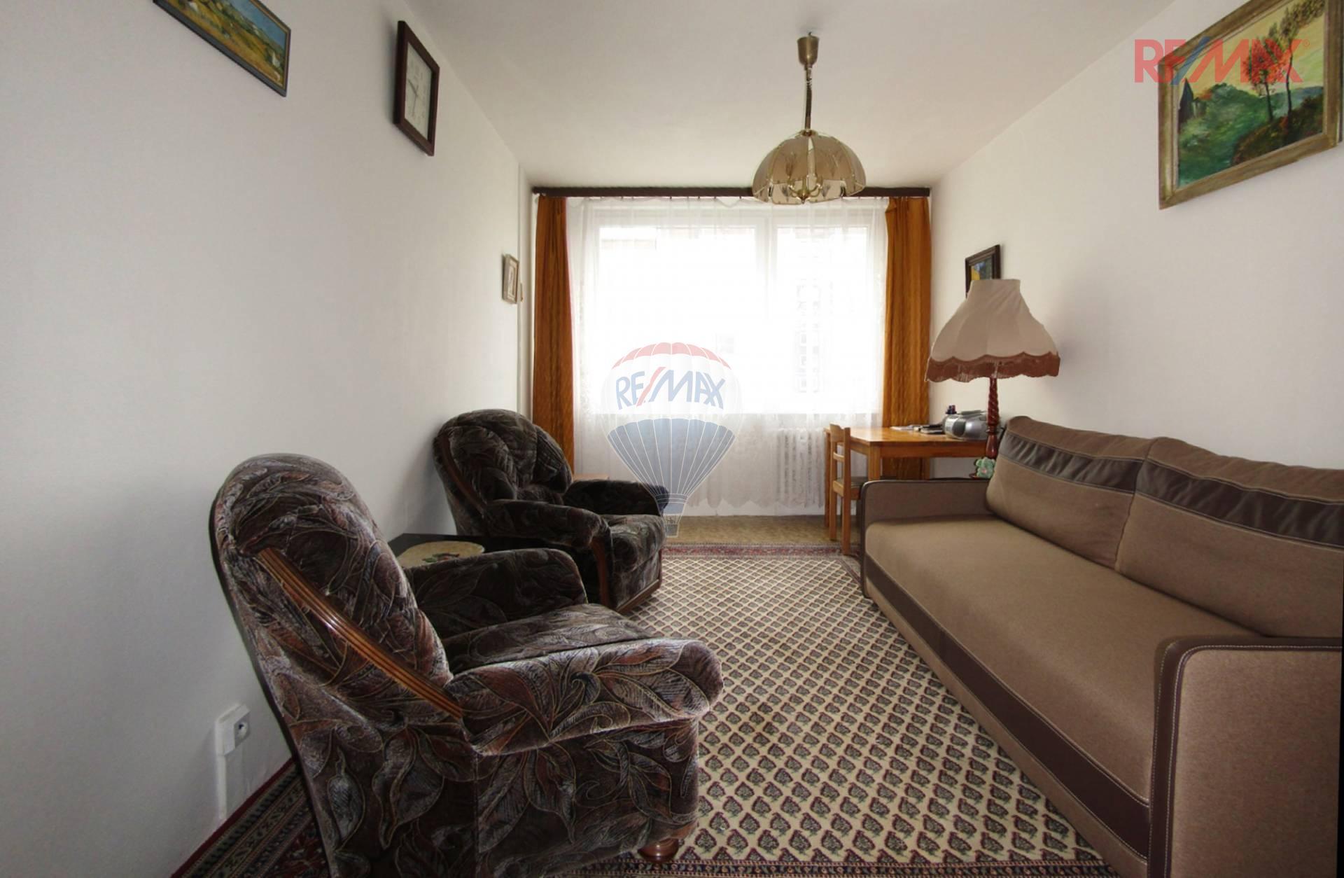 Prodej družstevního bytu 2+kk 47 m2 , V remízku, Praha 5