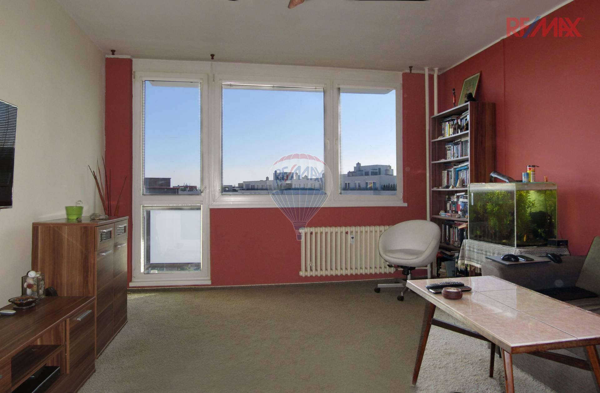 Prodej bytu 3+1 v Högerově 72 m2 s lodžií a sklepem