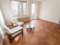 Obývací pokoj (Prodej bytu 4+1 v osobním vlastnictví 92 m², Praha 5 - Smíchov)