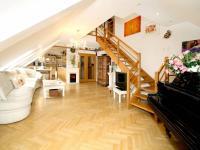 Pronájem bytu 3+kk v družstevním vlastnictví 130 m², Praha 7 - Holešovice