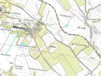 Prodej pozemku 26611 m², Milostín