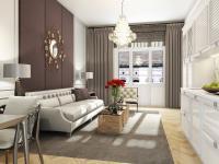 Prodej bytu 1+kk v osobním vlastnictví 47 m², Praha 7 - Bubeneč
