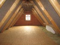 Podkroví nad přístavkem (Prodej domu v osobním vlastnictví 260 m², Nečtiny)
