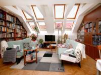 Prodej bytu 3+1 v osobním vlastnictví 105 m², Praha 3 - Žižkov