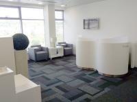 Recepce (Pronájem kancelářských prostor 50 m², Praha 5 - Stodůlky)