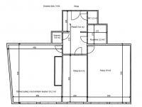 Prodej bytu 3+kk v osobním vlastnictví 66 m², Praha 3 - Žižkov