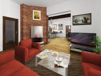 Prodej bytu 4+kk v osobním vlastnictví 177 m², Praha 1 - Nové Město