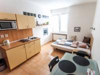 Pokoj (Pronájem bytu 1+kk v osobním vlastnictví 22 m², Praha 8 - Libeň)