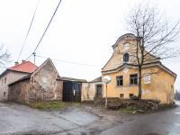 Čelní pohled (Prodej domu v osobním vlastnictví 177 m², Nový Knín)