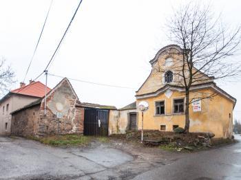 Čelní pohled - Prodej domu v osobním vlastnictví 177 m², Nový Knín