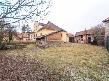 Zahrada - Prodej domu v osobním vlastnictví 177 m², Nový Knín
