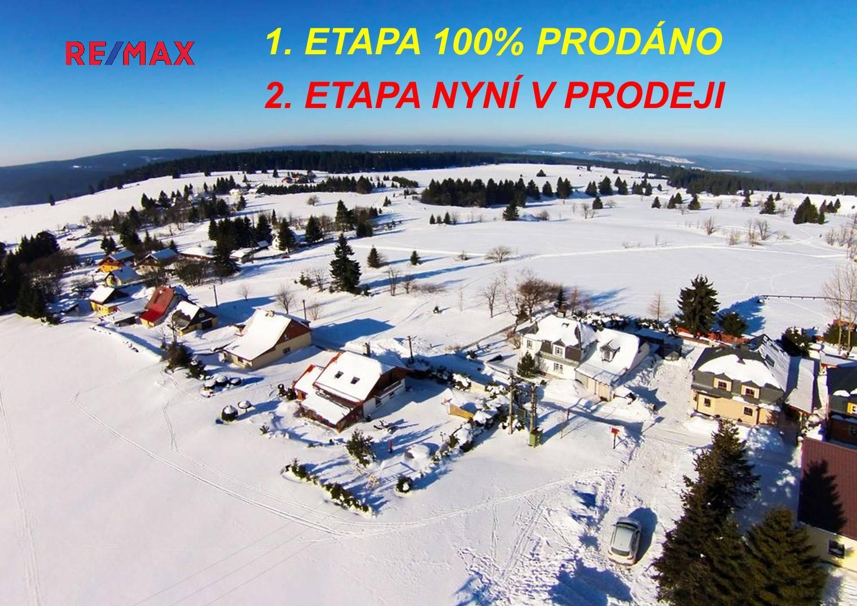 Prodej chatky Horní Blatná