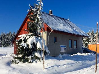 Chata na prodej, Horní Blatná