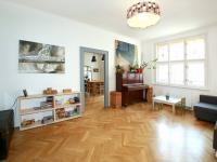 Prodej bytu 3+1 v družstevním vlastnictví 111 m², Praha 7 - Holešovice