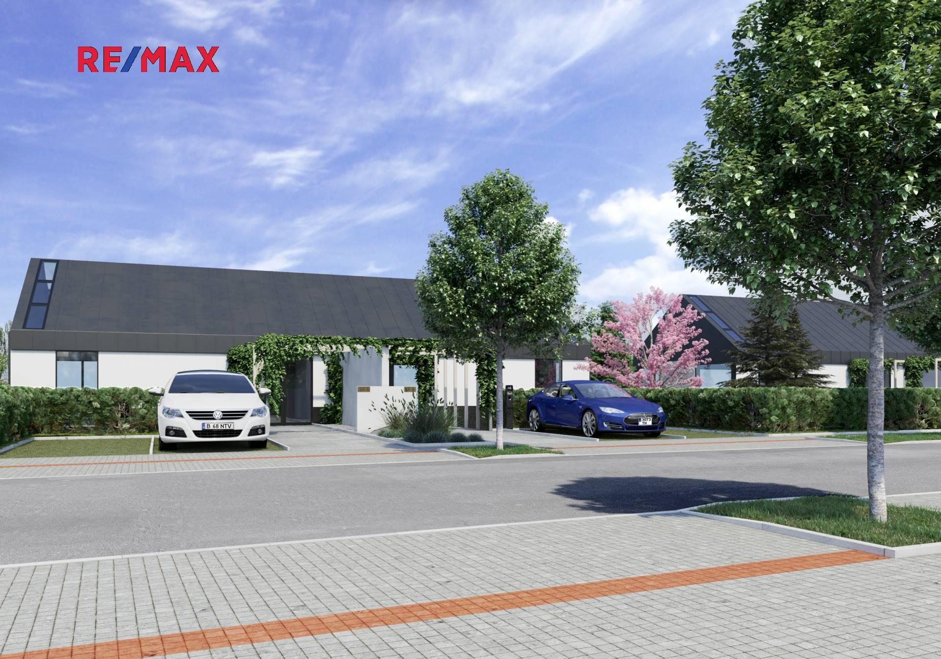 Prodej pasivního domu v osobním vlastnictví 119 m2 - Vysoký Újezd