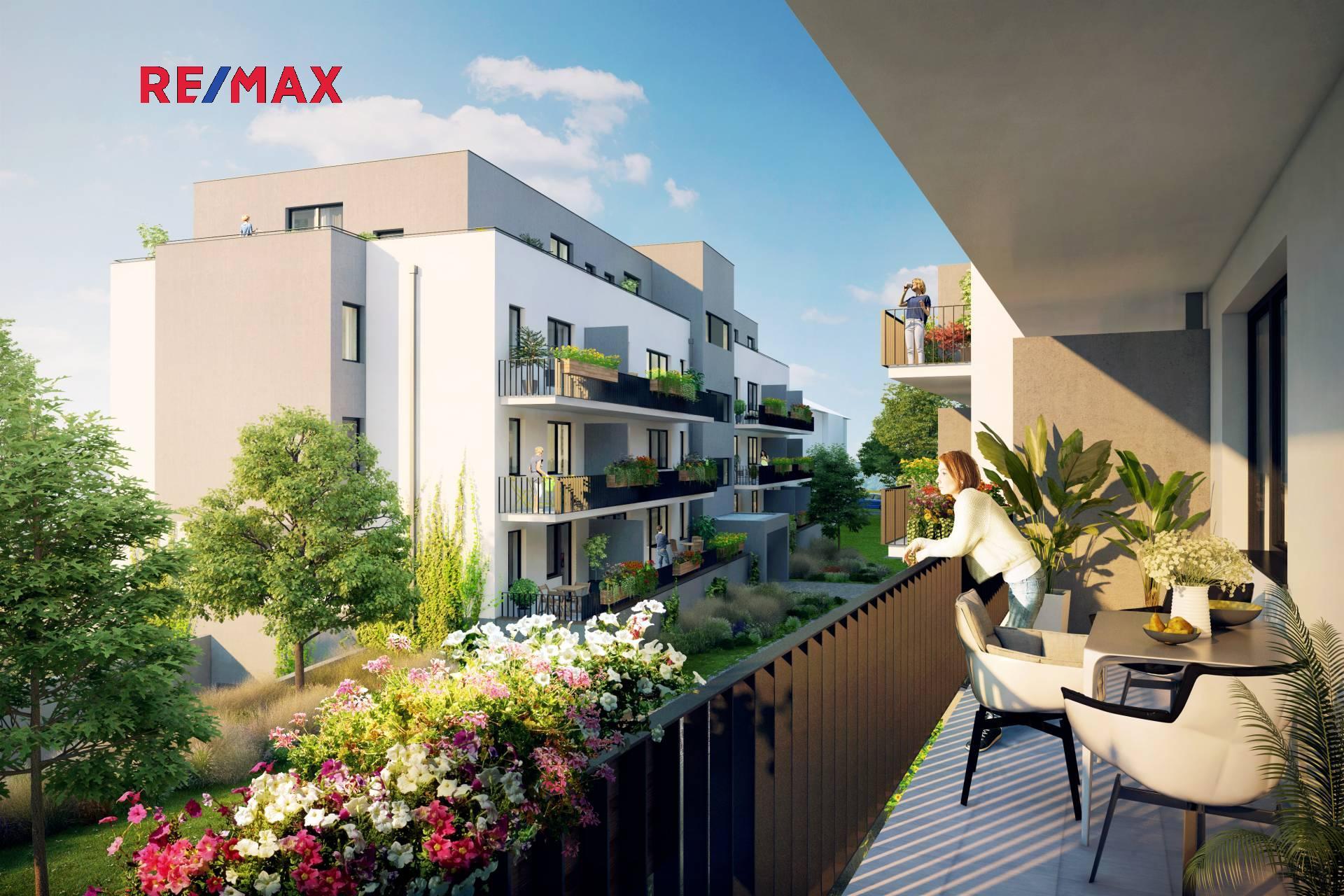 Prodej bytu 2+KK v osobním vlastnictví 41 m2, Unhošť, okres Kladno
