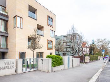 Vila Charles - Pronájem kancelářských prostor 36 m², Praha 6 - Bubeneč