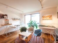 Open Space - Pronájem kancelářských prostor 36 m², Praha 6 - Bubeneč