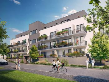 Prodej bytu 2+kk v osobním vlastnictví 55 m², Unhošť