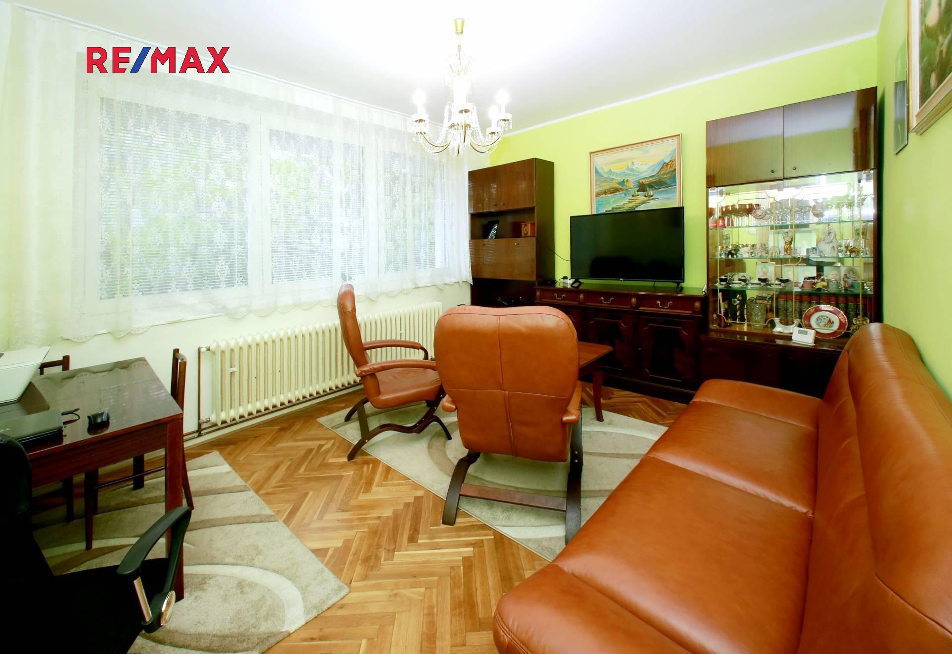 Prodej bytu 3+1 v osobním vlastnictví 71 m², Praha 5 - Smíchov