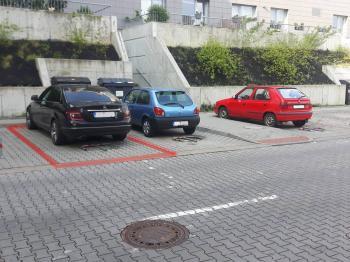 Prodej garážového stání 14 m², Praha 5 - Hlubočepy