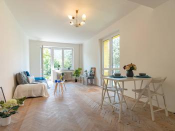Prodej bytu 2+kk v osobním vlastnictví 46 m², Praha 3 - Žižkov