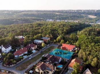 Okolí pozemku - Prodej pozemku 675 m², Praha 5 - Stodůlky