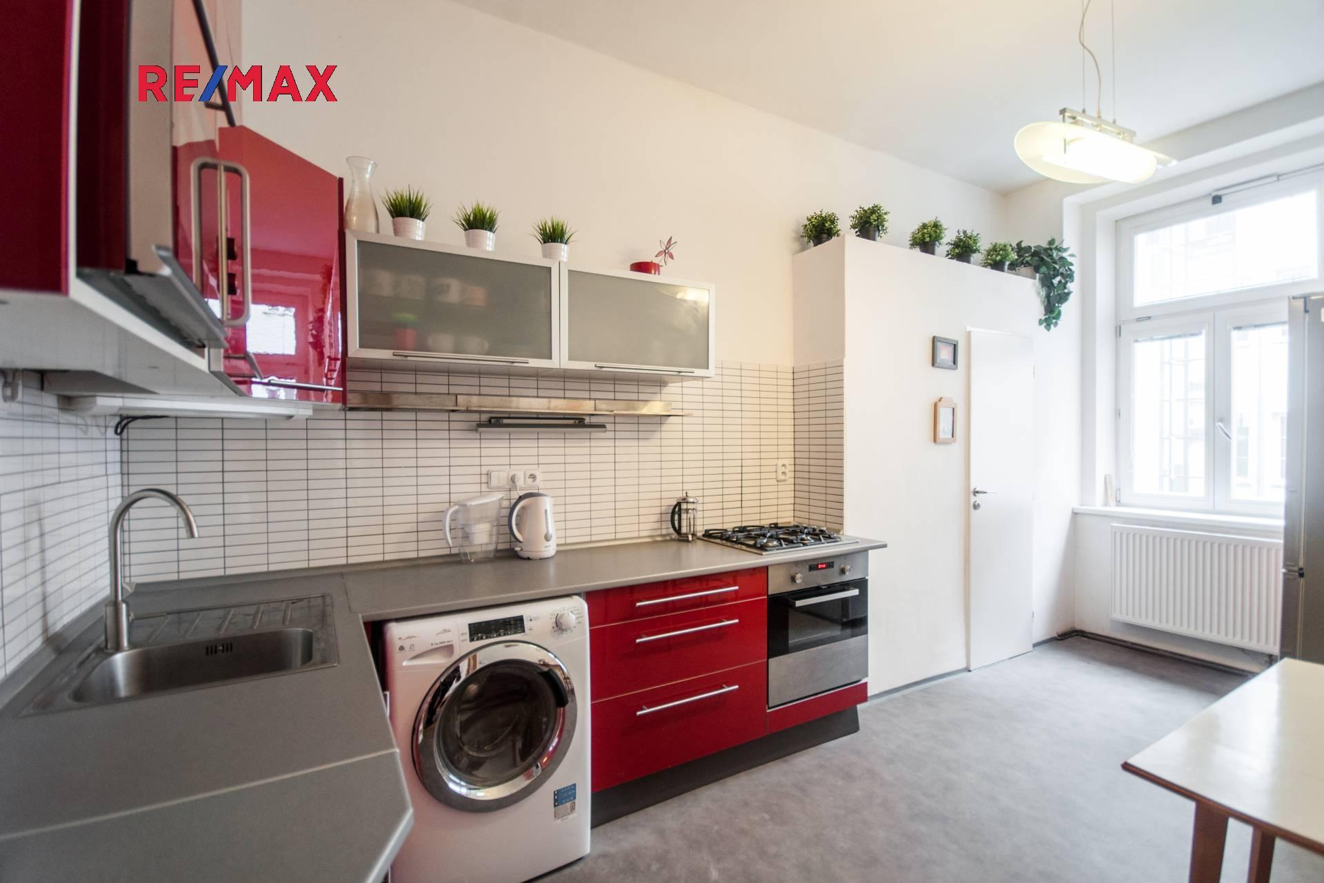 Pronájem bytu 2+1 v osobním vlastnictví 61 m², Praha 5 - Smíchov