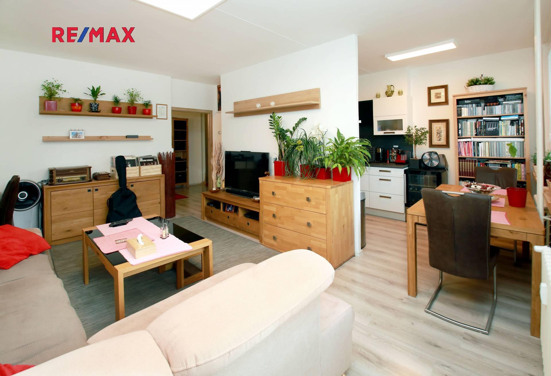 Prodej bytu 3+1 v družstevním vlastnictví 81 m², Praha 5 - Stodůlky