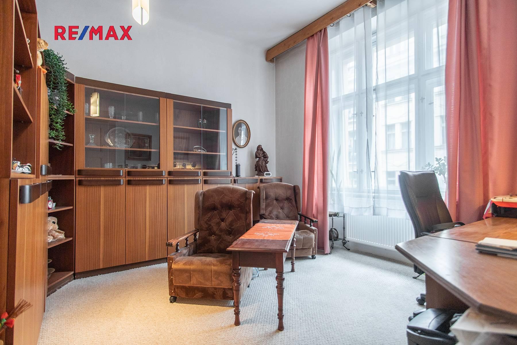Prodej bytu 4+kk v osobním vlastnictví 93 m², Praha 1 - Josefov