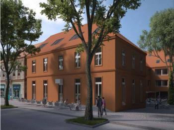 Řevnice Corso - Pronájem obchodních prostor 60 m², Řevnice