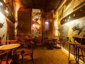 Pronájem komerčního objektu 83 m², Praha 10 - Vinohrady