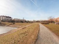 Nedaleký Centrální park Černý Most - Pronájem bytu 4+1 v družstevním vlastnictví 105 m², Praha 9 - Černý Most