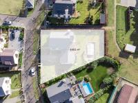 pozemek - Prodej domu v osobním vlastnictví 220 m², Praha 10 - Benice